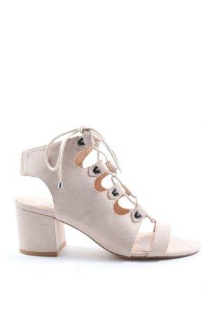 Even & Odd Riemchen-Sandalen pink Elegant