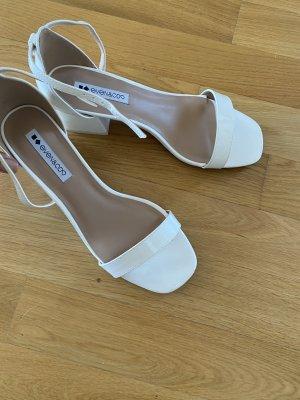 Even& Odd sandalen 39 weiß