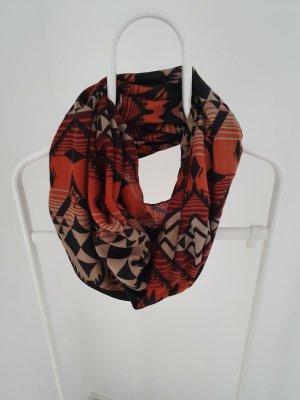 Even & Odd Tube Scarf multicolored