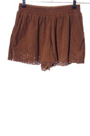 Even & Odd Shorts marrone stile casual