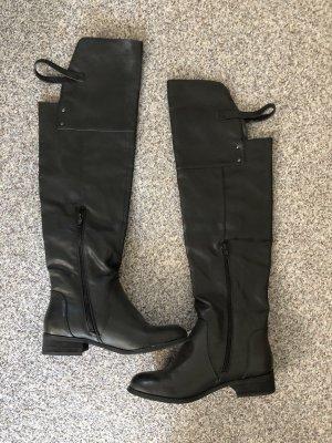 Even & Odd Riding Boots black