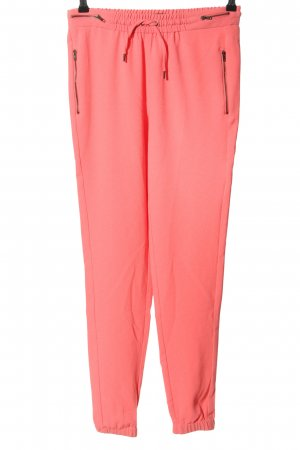 Even & Odd Jersey Pants pink casual look
