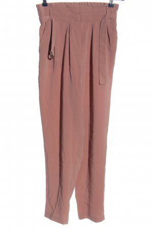 Even & Odd Stoffhose pink Casual-Look