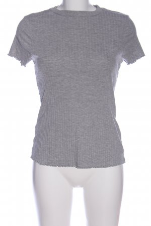 Even & Odd Knitted Jumper light grey flecked casual look
