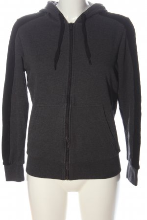 Even & Odd Sweat Jacket light grey flecked casual look