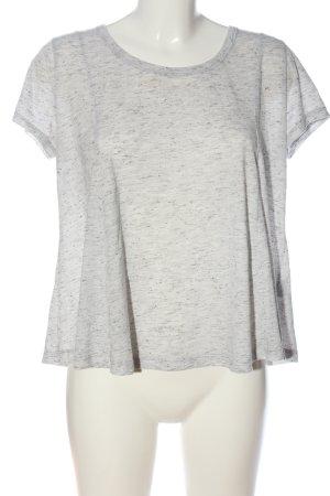 Even & Odd T-Shirt hellgrau meliert Casual-Look