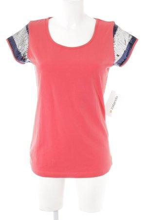Even & Odd T-Shirt mehrfarbig Casual-Look