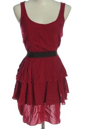 Even & Odd Trägerkleid rot Casual-Look