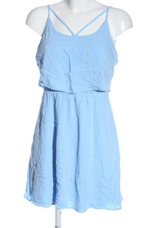 Even & Odd Abito scamiciato blu stile casual