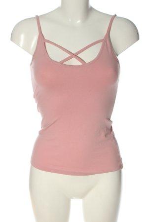 Even & Odd Trägertop pink Casual-Look