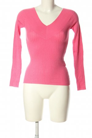 Even & Odd V-Neck Shirt pink casual look
