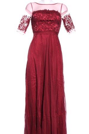Ever Pretty A-Linien Kleid rot Elegant