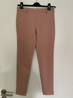 Everis Stretch broek stoffig roze