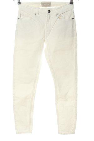 Everlane High Waist Jeans wollweiß Casual-Look