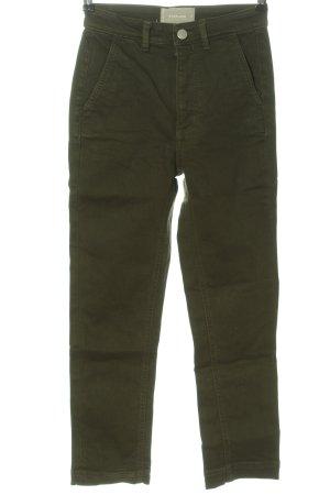 Everlane High Waist Jeans khaki Casual-Look