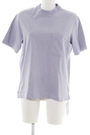 Everlane Oversized Shirt helllila sportlicher Stil