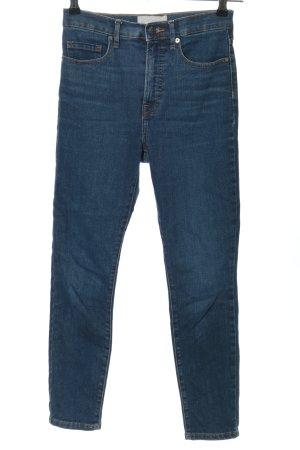 Everlane Skinny Jeans blau Casual-Look