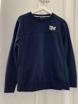 Everlast Sweatshirt in dunkelblau