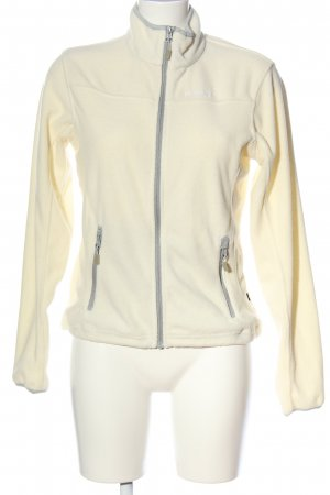 everton Giacca in pile bianco sporco stile casual