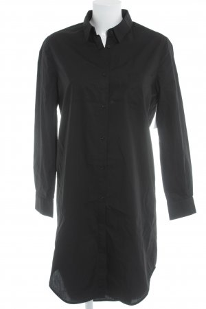 every.day.counts Oversized Bluse schwarz Casual-Look