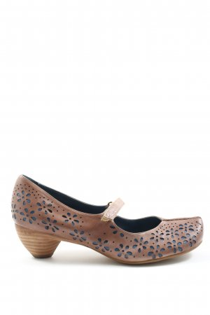 Everybody Mary Janes brown classic style