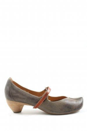 Everybody Chaussures Mary Jane brun style classique