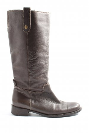 Everybody Schaftstiefel braun Casual-Look