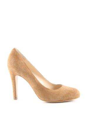 Evita High Heels nude Casual-Look
