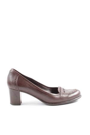 Evita High Heels braun Casual-Look