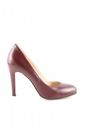 Evita High Heels braun Casual-Look