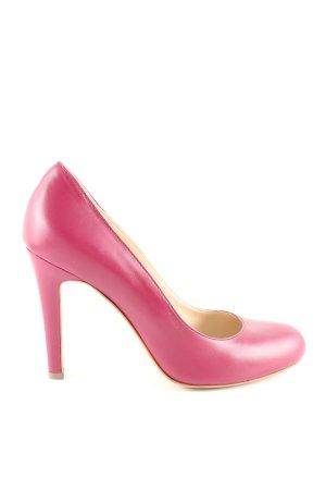 Evita High Heels pink Business-Look