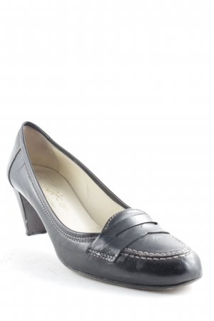 Evita High Heels schwarz Elegant