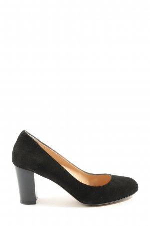 Evita Hochfront-Pumps schwarz Casual-Look