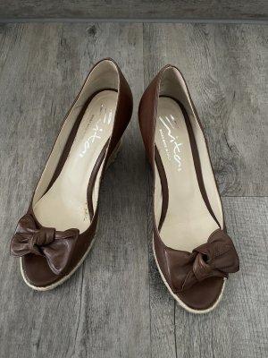 Evita Keilabsatz Sandaletten