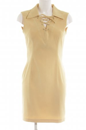 Evita Minikleid creme Casual-Look