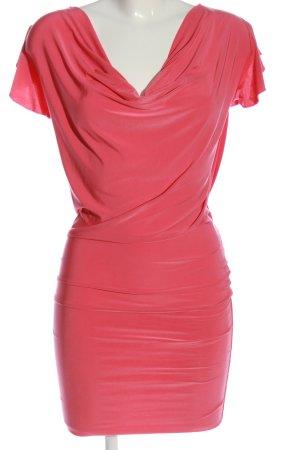 Evita Mini Abito rosa elegante