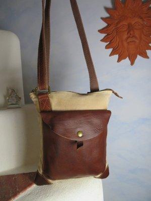 Bär Crossbody bag multicolored leather