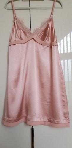 La perla Negligé rosa empolvado