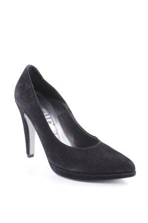 Exelle High Heels schwarz Business-Look