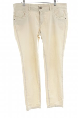exit brooklyn Slim Jeans creme Casual-Look