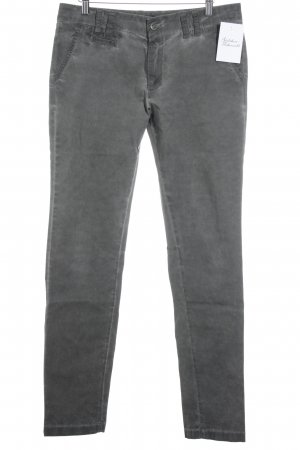 exit brooklyn Slim Jeans grüngrau Casual-Look
