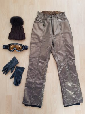 Emmegi Snow Pants bronze-colored
