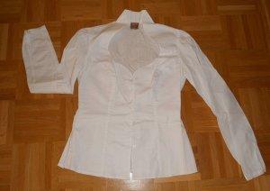 Astrid Söll Traditional Blouse white cotton