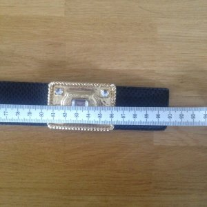 American Apparel Belt multicolored