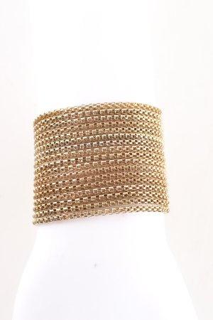 Express Braccialetto sottile oro stile casual