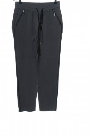 Express Baggy Pants blau Casual-Look