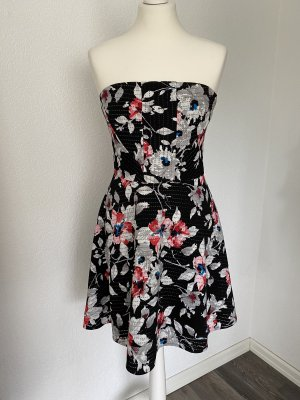 Express Bustier Dress multicolored
