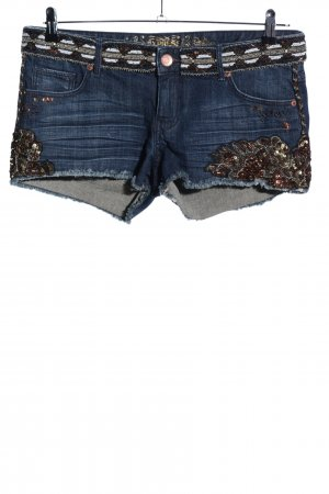 Express Jeansshorts blau Casual-Look