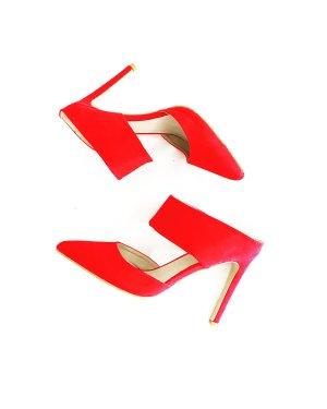 Express • pumps • rot • high heels