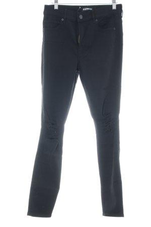 Express Skinny Jeans schwarz